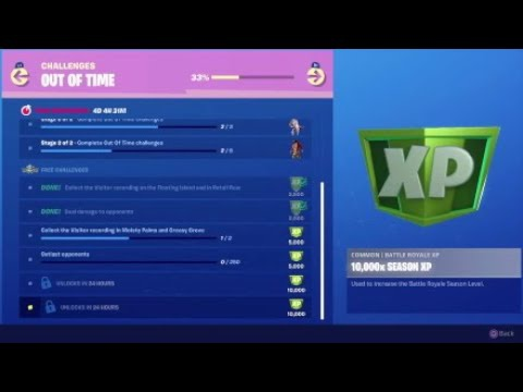 fortnite out of time challenges-4