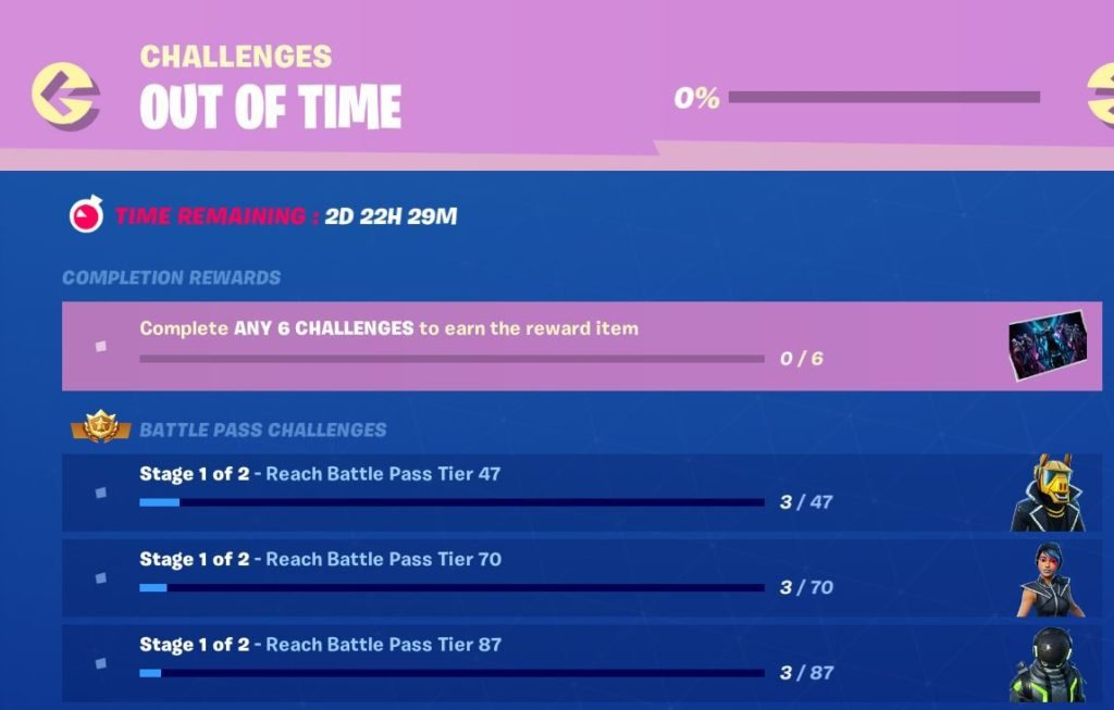 fortnite out of time challenges-5