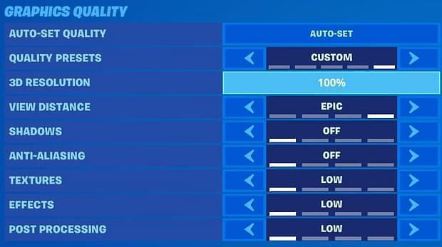 best graphic settings for fortnite-2