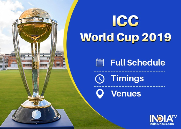 when is the world cup 2019-6