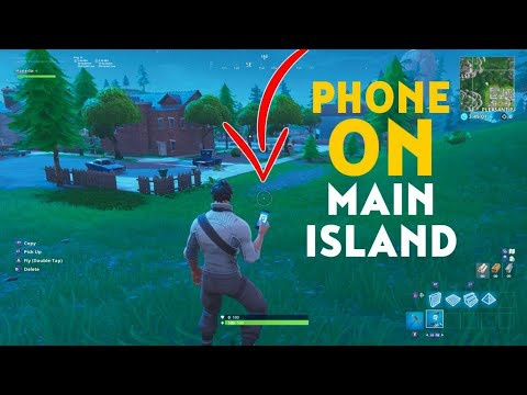 how to get to main island in creative-4