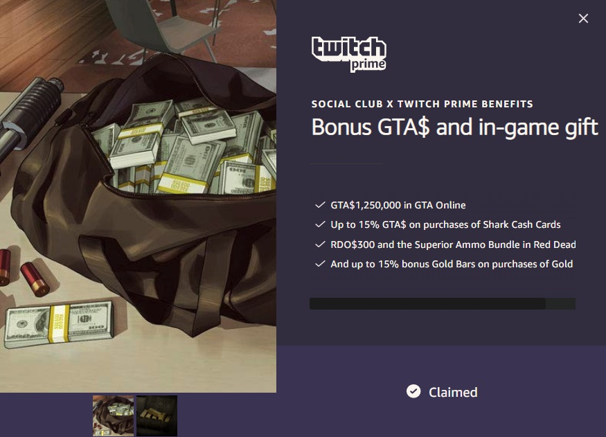 gta 5 twitch prime not working-1