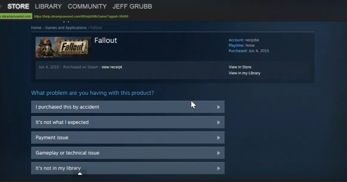 how long do refunds take on steam-0