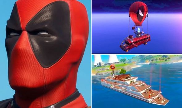 when does deadpool come out on fortnite-1