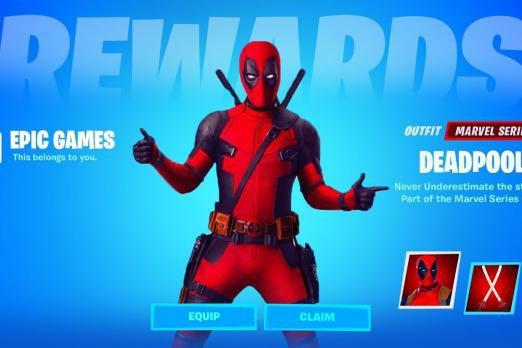 when does deadpool come out on fortnite-4