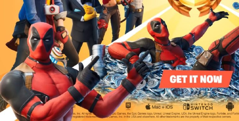 when does deadpool come out on fortnite-7