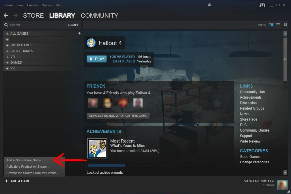is fortnite on steam-0