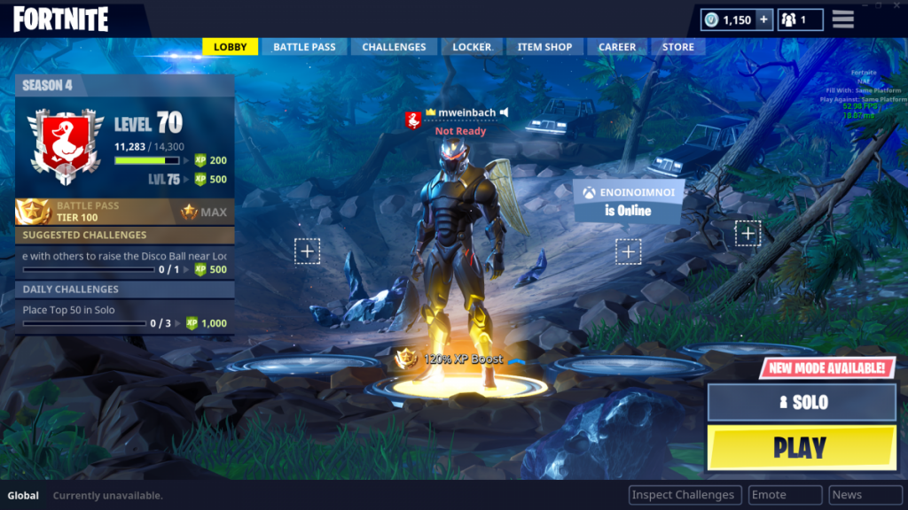is fortnite on steam-2