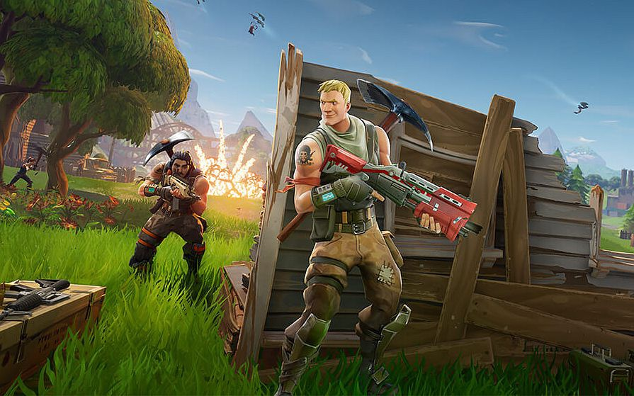 is fortnite on steam-5
