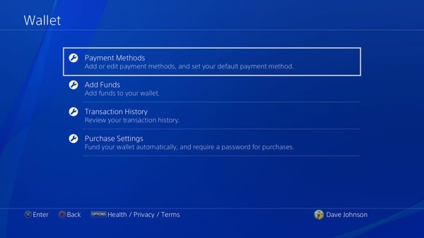 how to change payment method on ps4-6