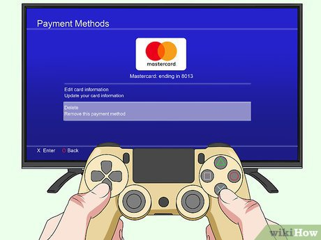 how to change payment method on ps4-7