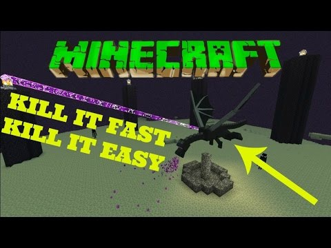 how to beat the ender dragon-0