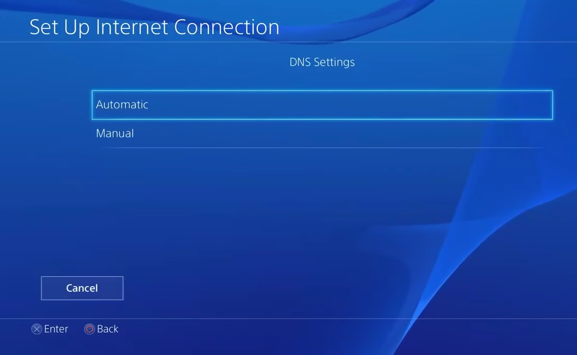 how to change dns on ps4-4