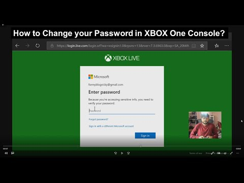 how to change your password on xbox one-2