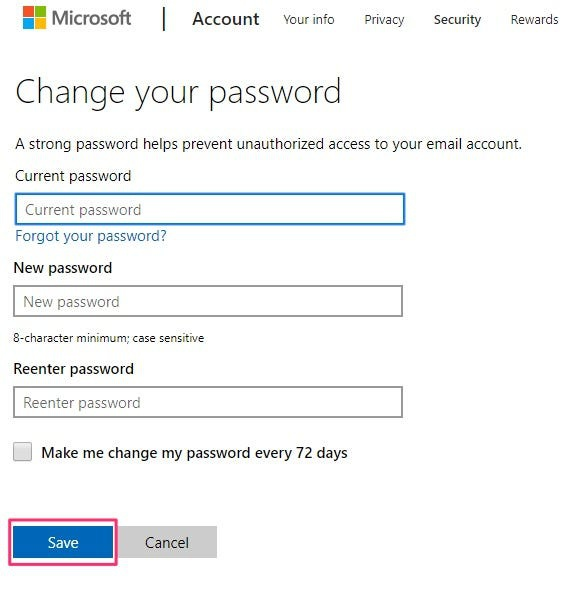 how to change your password on xbox one-4