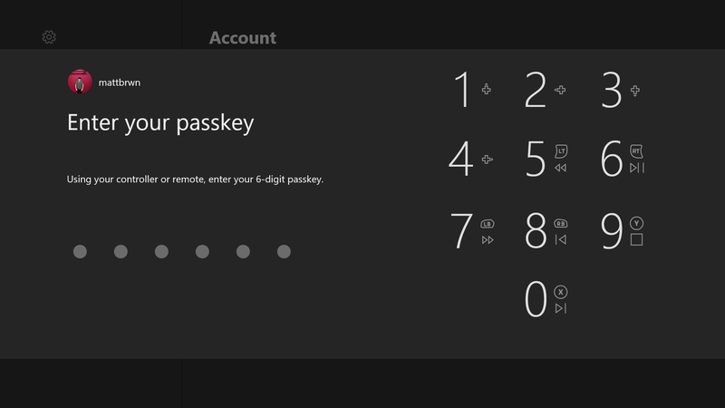 how to change your password on xbox one-5