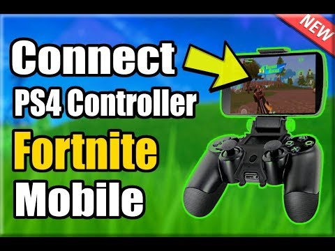 how to connect ps4 controller to pc fortnite-3