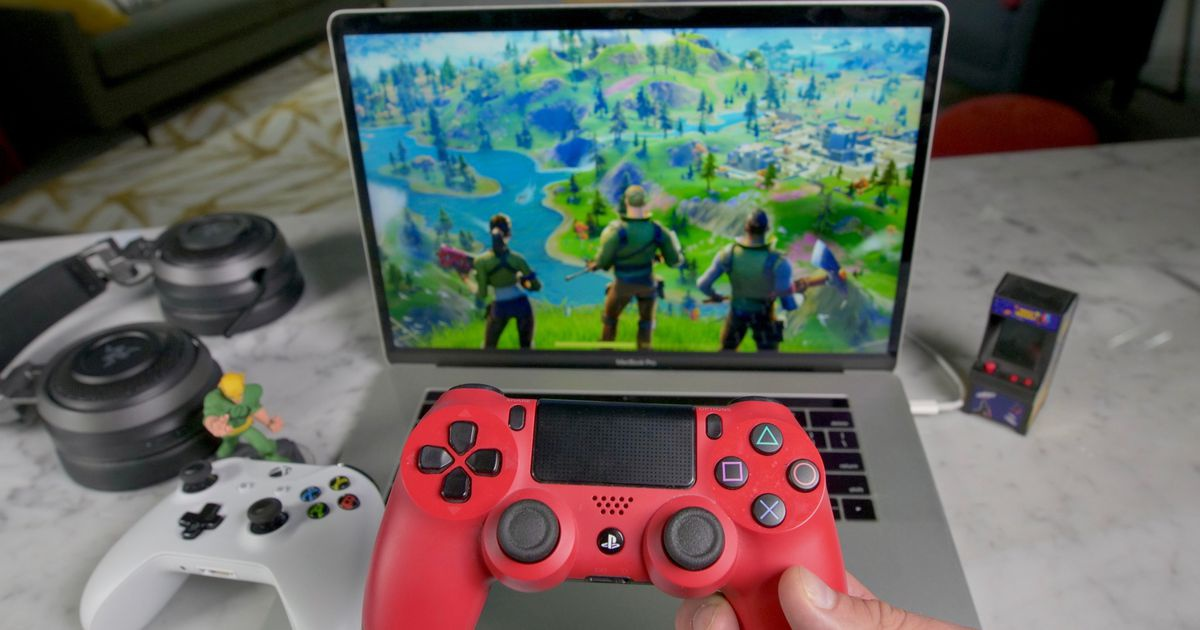 how to connect ps4 controller to pc fortnite-6