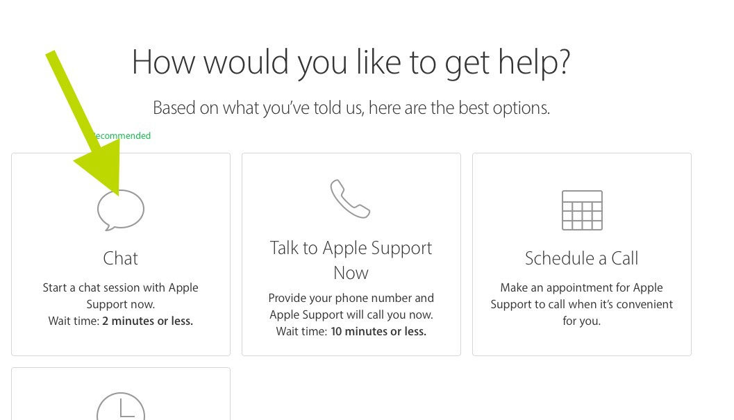 apple support telephone number-1