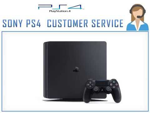 ps4 customer support number-4