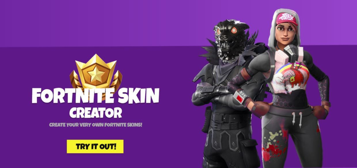 create your own fortnite skin-0