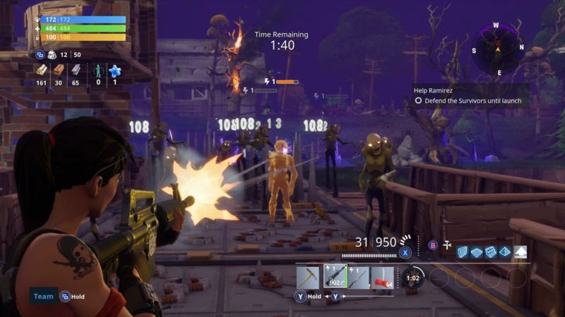 can pc play with ps4 on fortnite-0