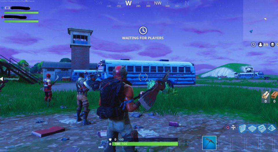 can you play fortnite on pc with ps4-1
