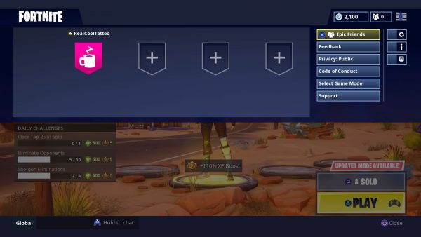 can you play fortnite on pc with ps4-2