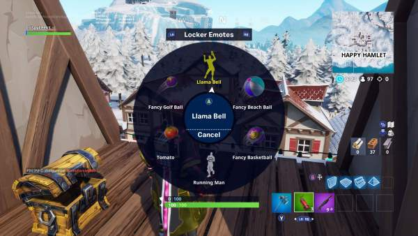 how to dance in fortnite pc-1
