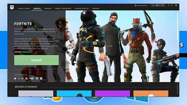 download fortnite on pc-0