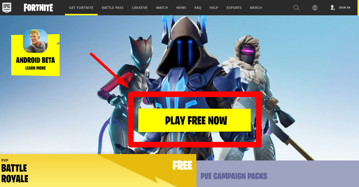 fortnite download for pc-2