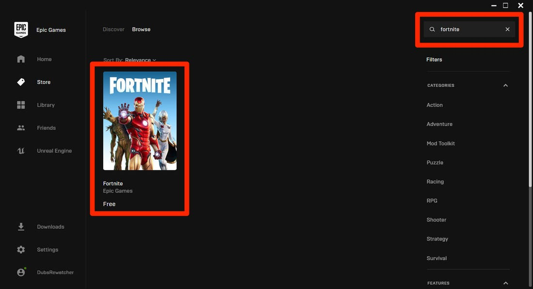 download fortnite on pc-8