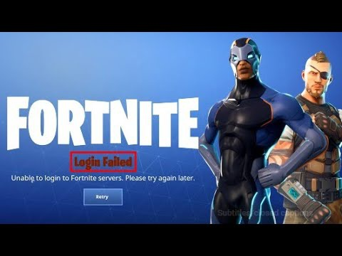 fortnite failed when checking play platform-0