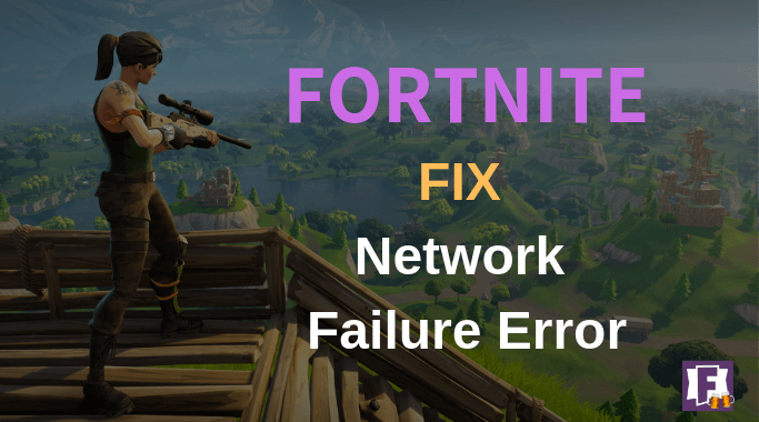 fortnite network failure when attempting to check platform restrictions-0