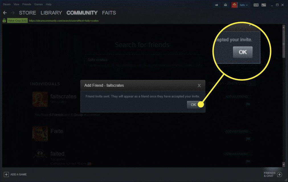 why can't i add friends on steam-2