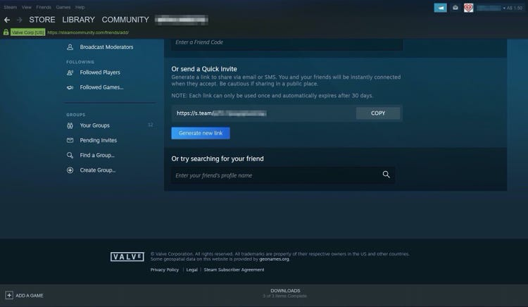 why can't i add friends on steam-6