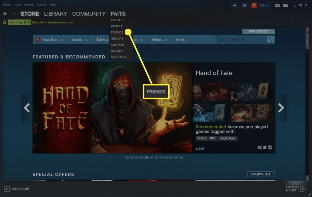 why can't i add friends on steam-9