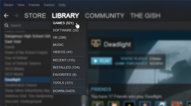 steam installed games are appearing as uninstalled-1