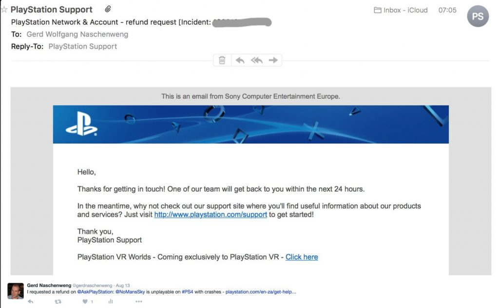 can you get a refund on ps4-8