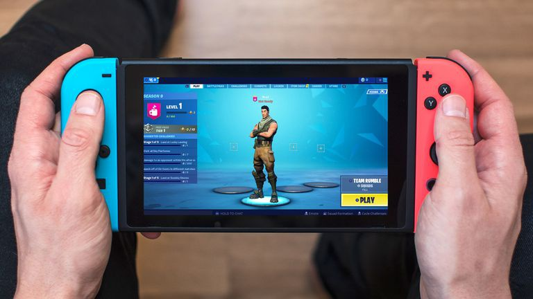 is fortnite free on nintendo switch-0
