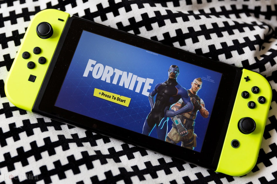 is fortnite free on nintendo switch-2