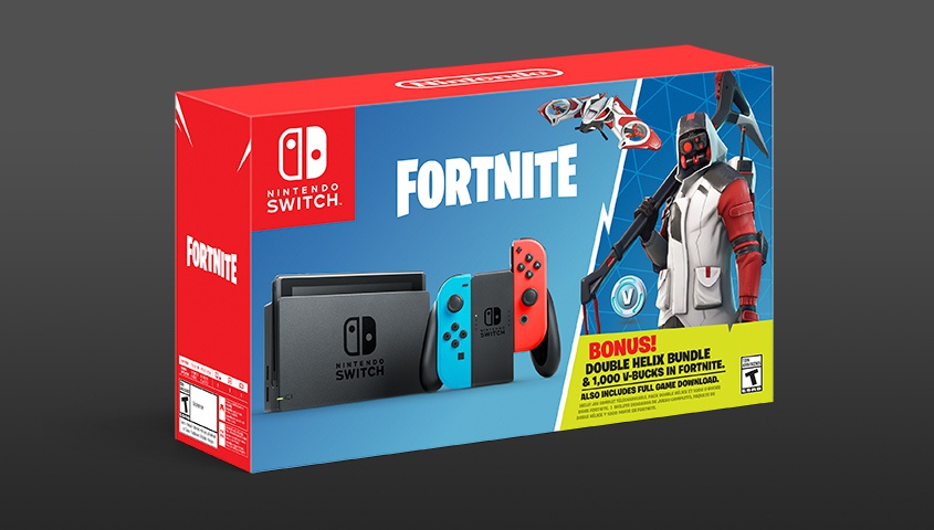 is fortnite free on nintendo switch-3
