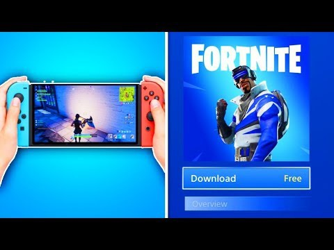 is fortnite free on nintendo switch-4