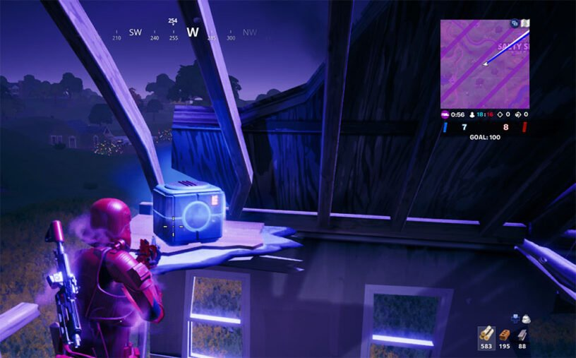 how to get a lightsaber in fortnite-4