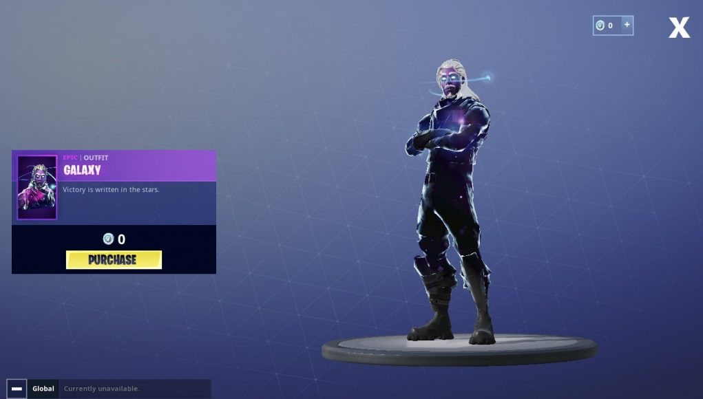 fortnite galaxy skin code-4