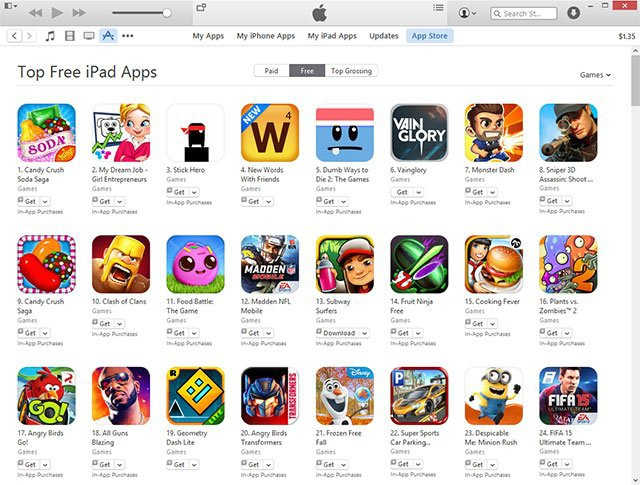 app store game free-1