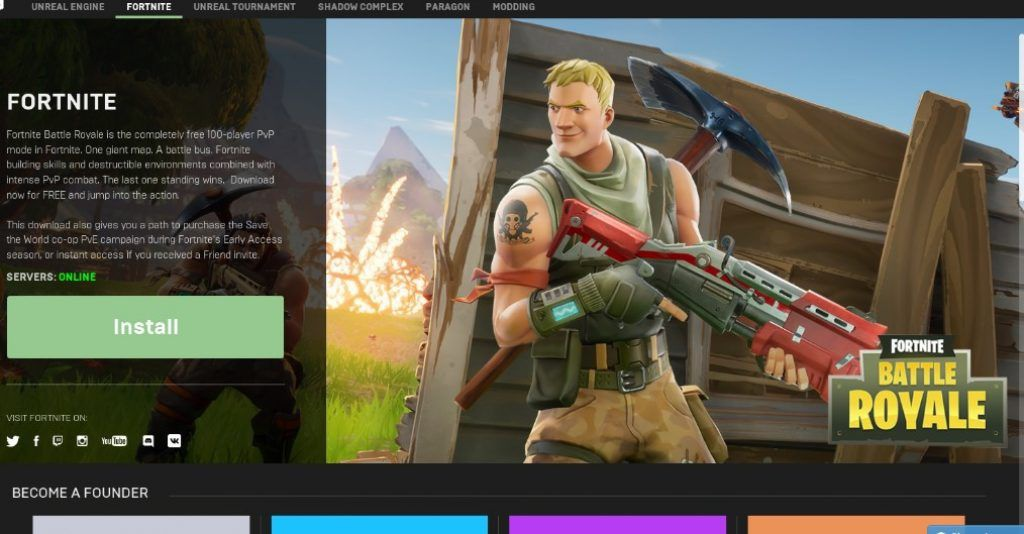 epic games launcher fortnite-2