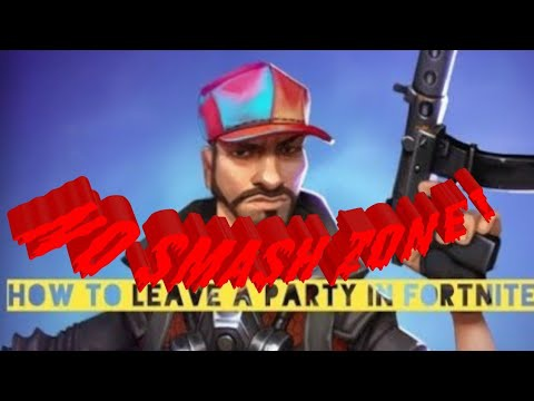 how to leave party in fortnite-1