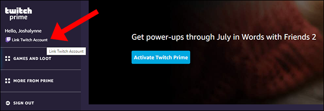connecting amazon prime to twitch-3