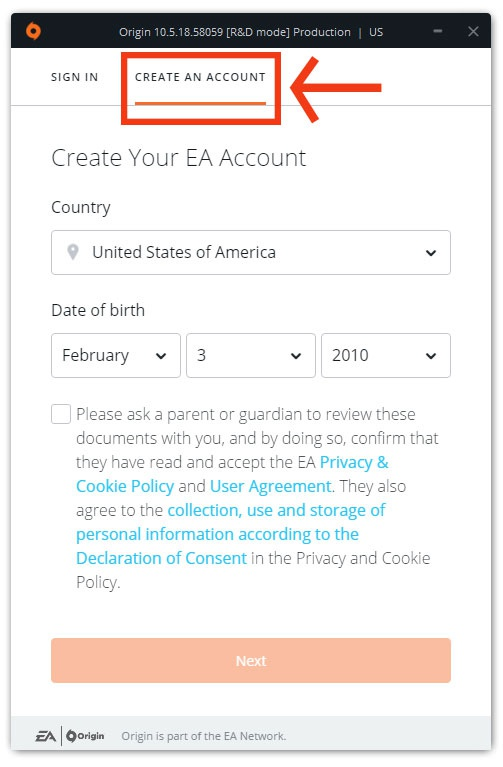 how to connect ea account to xbox one-3